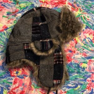 EUC American Eagle winter hat